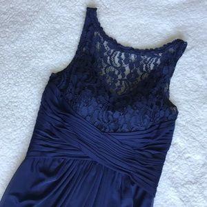 {David's Bridal} formal dress